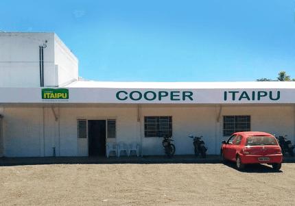 Fachada Supermercado e Loja Agropecuária UND. 34