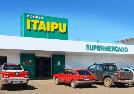 Fachada Supermercado e Loja Aropecuária UND. 23