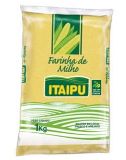 Farinha de Milho Itaipu - 1 Kg
