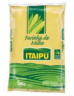 Farinha de Milho Itaipu - 5 Kg
