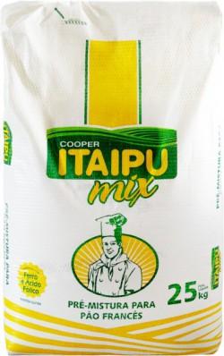 Farinha de Trigo Itaipu Mix - Saco 25 Kg
