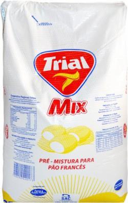 Farinha de Trigo Trial Mix - Saco 25 Kg