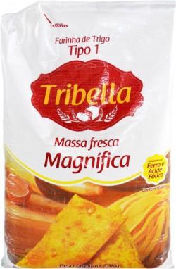 Farinha de Trigo Tribella Massa Fresca - Fardo 25 Kg