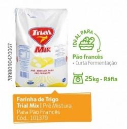 TRIAL MIX PRÉ MISTURA PÃO FRANCES