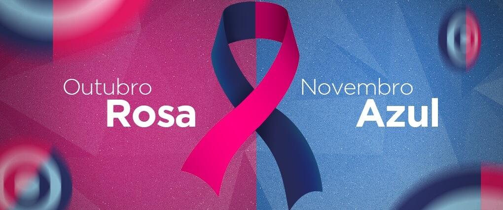 Outrubro Rosa e Novembro Azul - Cooper Itaipu